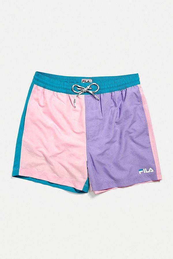 bedst autentisk uk billigt salg 2018 sneakers FILA UO Exclusive Bardo Bright Swim Shorts