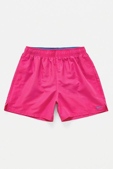 17ca4befa0b58 Men's Swim Shorts   Printed Swimming Trunks   Urban Outfitters UK