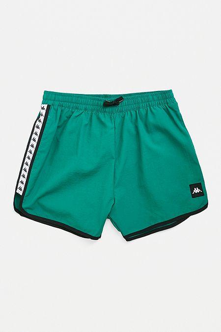 c9b0cb6673 Kappa Agius Green Swim Shorts