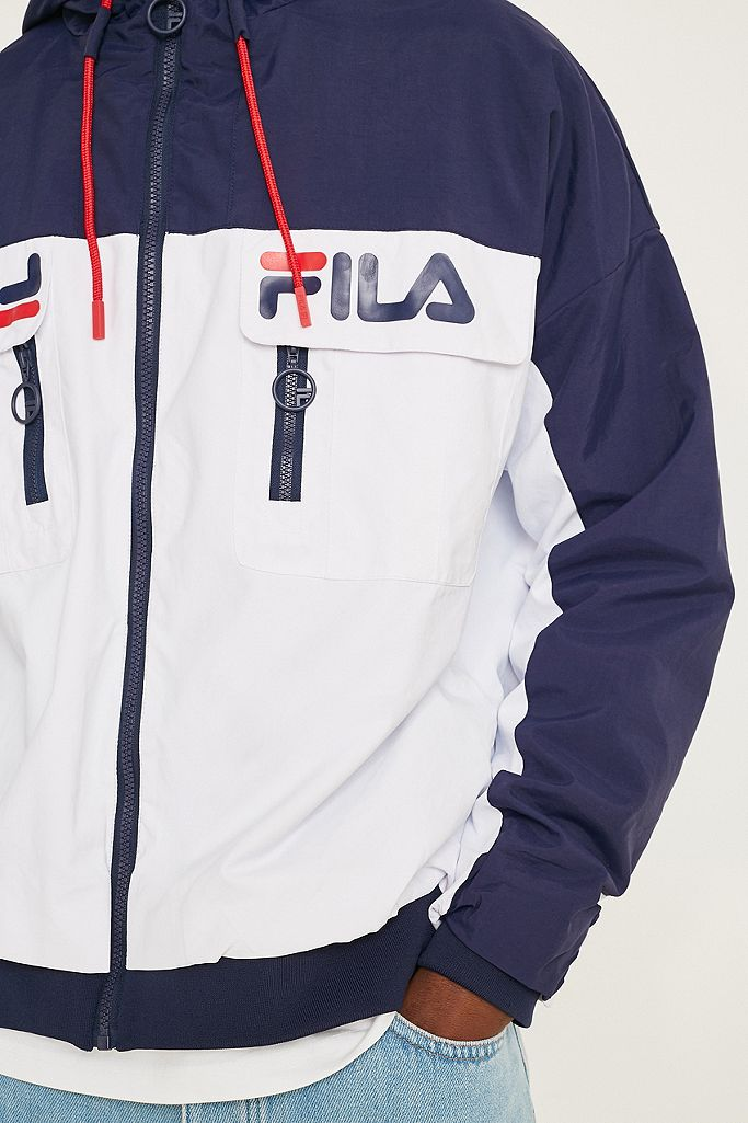 FILA Veste de ski Murray bleu marine | Urban Outfitters FR
