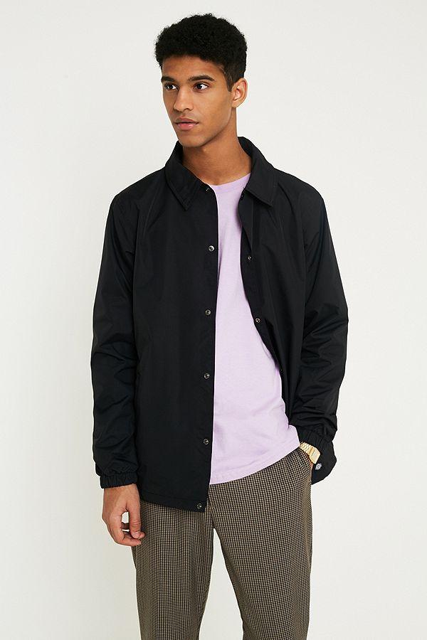 c151bdea Dickies Torrance Black Coach Jacket