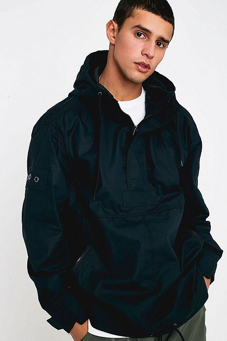1d2a5be5e2c UO Solid Anorak Jacket