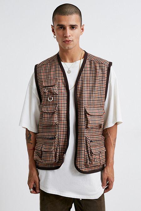 brown Manteaux et vestes pour homme | Parkas | Urban