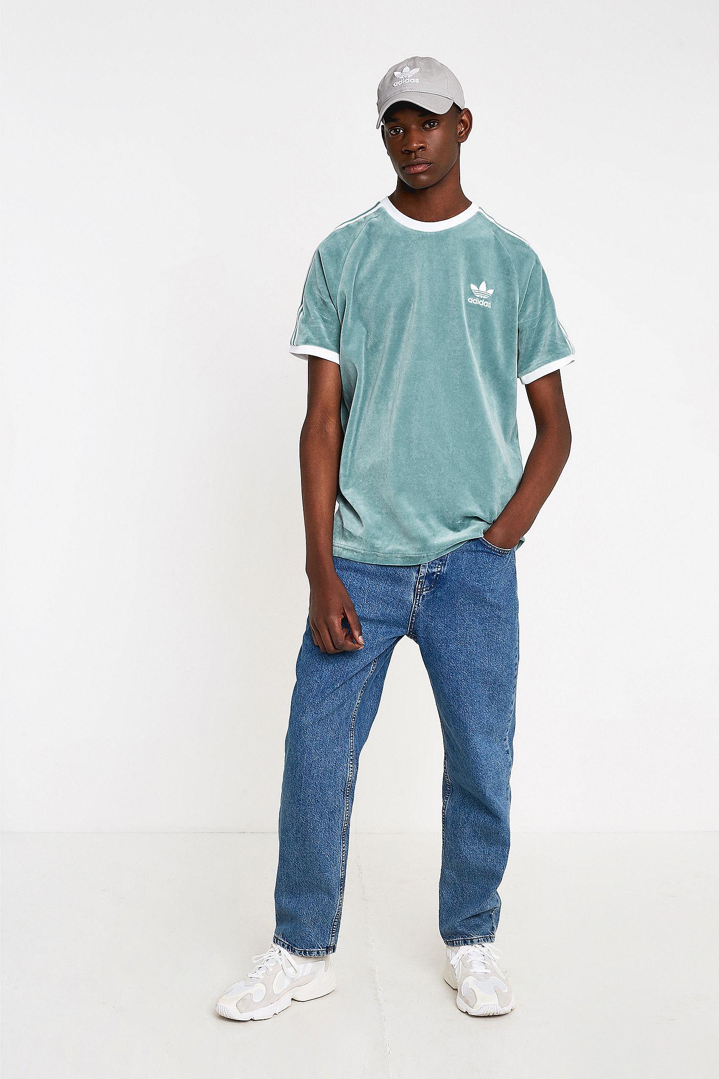 T Cosy Steel Adidas Velour Shirt eIEHb2WD9Y
