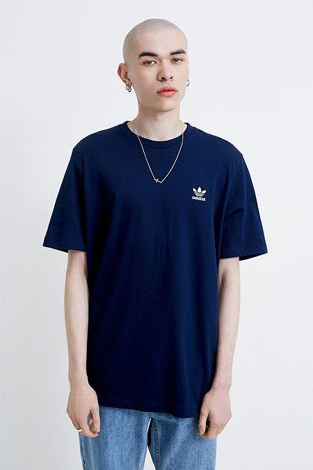 05930eb5 adidas Essential Glow Navy T-Shirt
