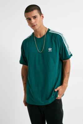 tee shirt adidas vert