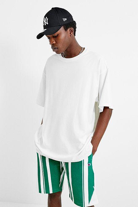 95b82b2eda09 Quick Shop · UO Ecru Pigment Dyed Dad T-Shirt