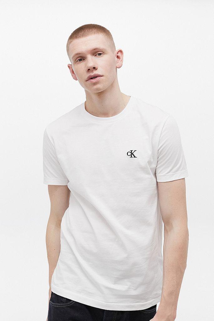 Calvin Klein Slim Fit Logo T Shirt