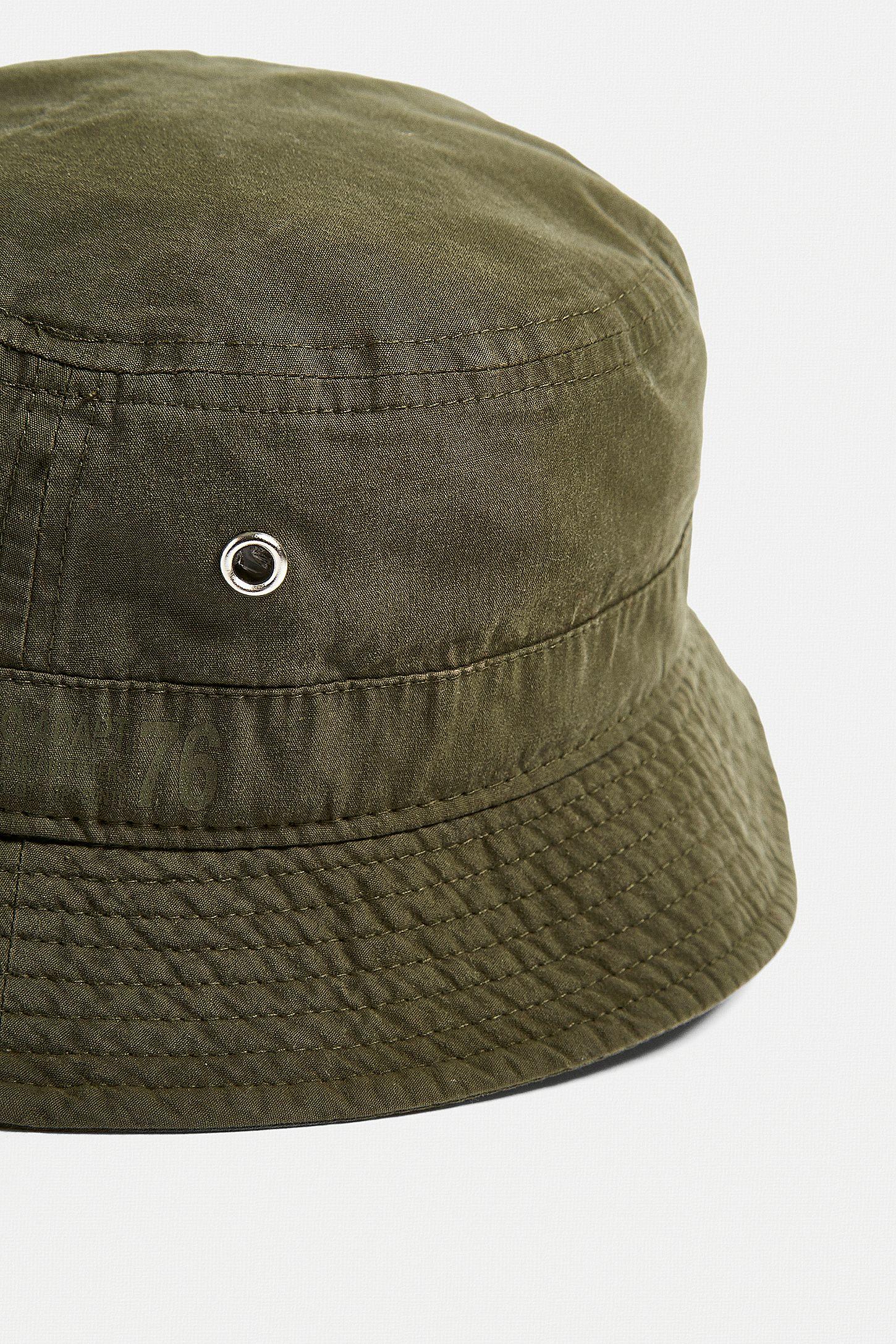 7438059c2 UO Washed Khaki Bucket Hat