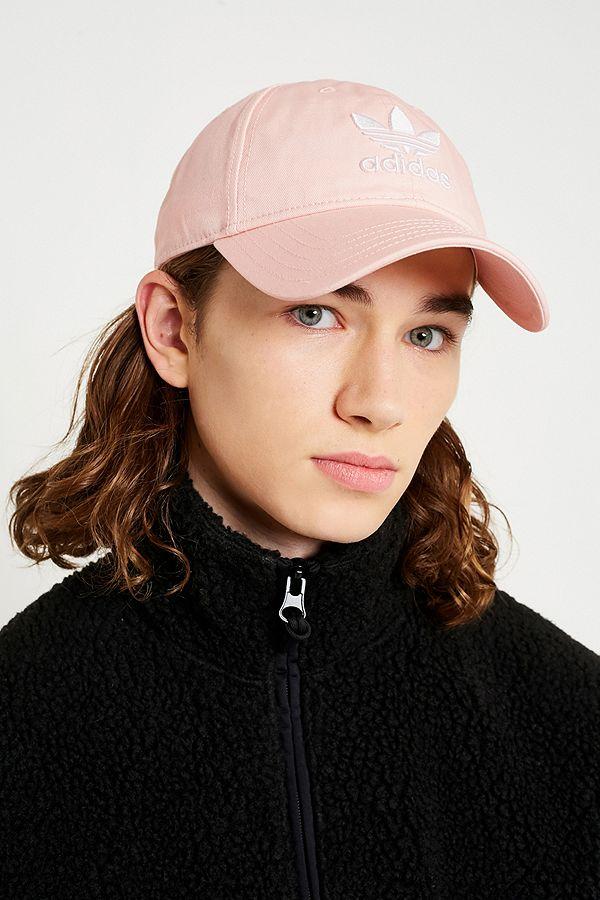 wholesale price order online best cheap adidas Trefoil Pink Dad Cap