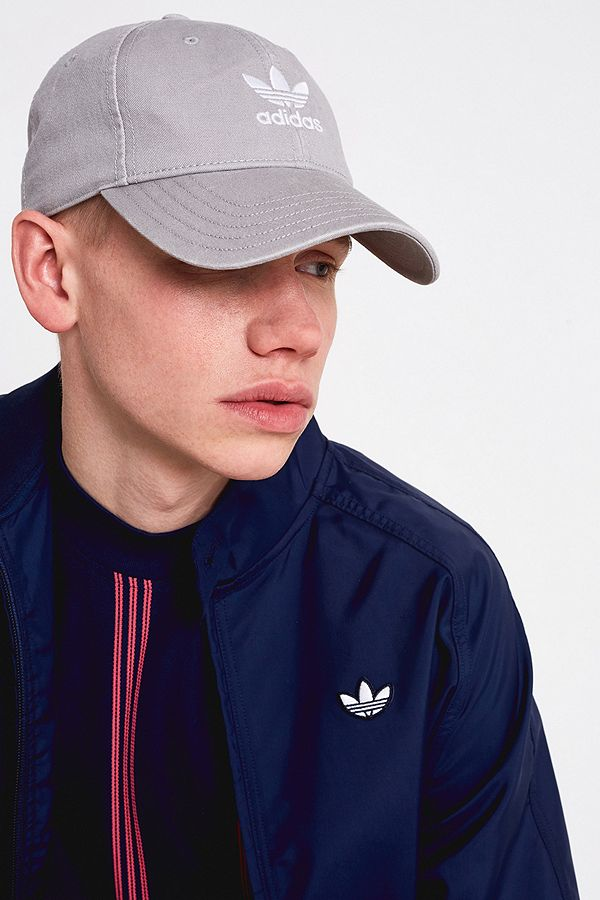 d7d690f7 adidas Grey Acid Wash Cap | Urban Outfitters UK