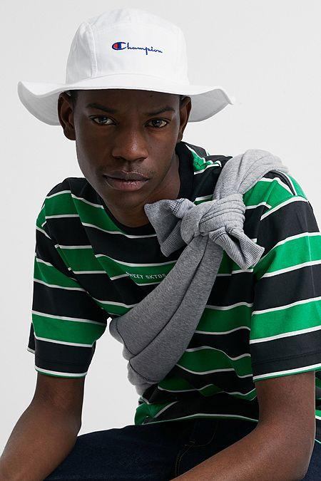 4077a24390c Champion White Bucket Hat
