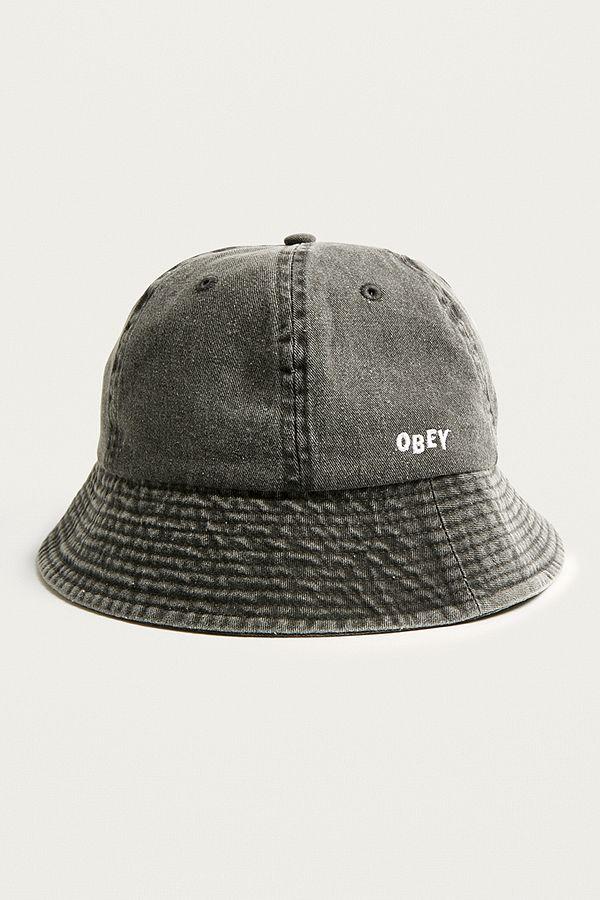 a25c702ed74 OBEY Decades Bucket Hat