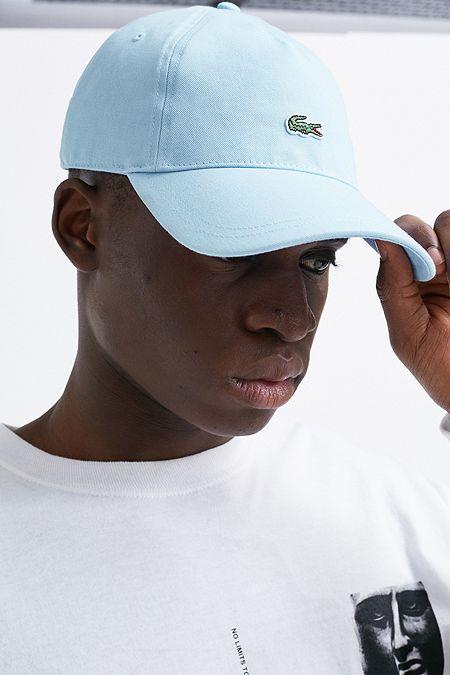 390d3cca8dc Lacoste Croc Light Blue Cap