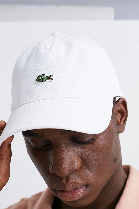 bcef63bde89 Lacoste Croc White Cap