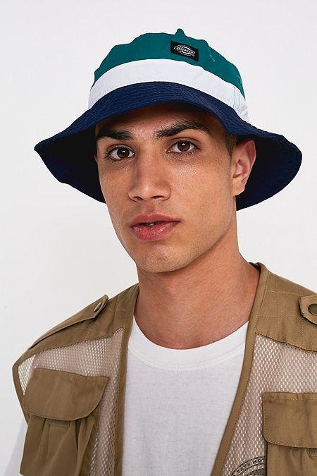 f3a51277a7b Dickies Freeville Green Bucket Hat