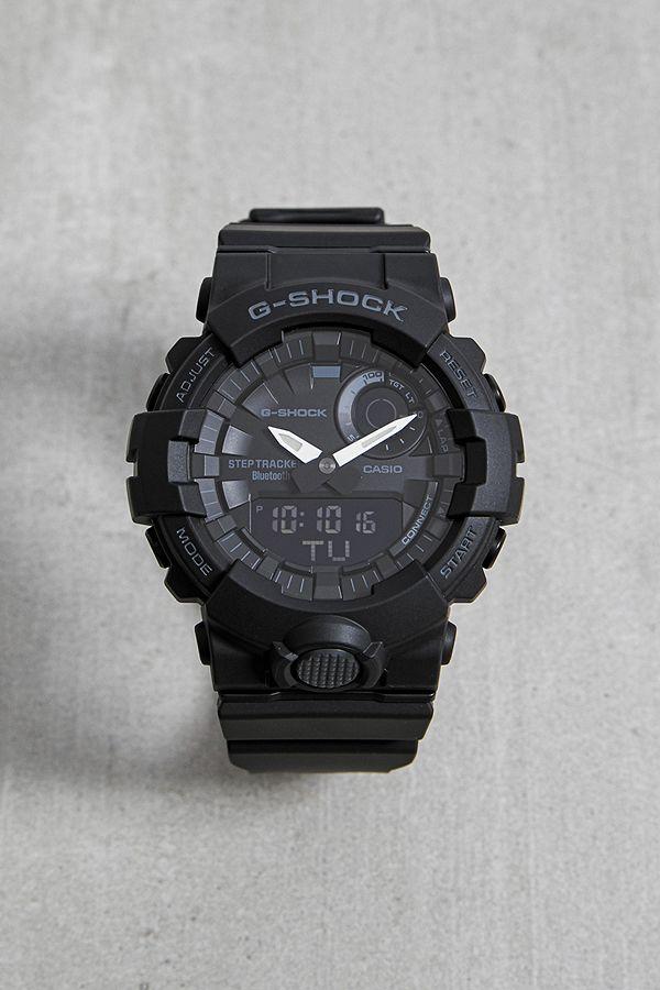 Casio –  Armbanduhr G Shock Gdb800 Mit Bluetooth InSchwarz by Casio Shoppen