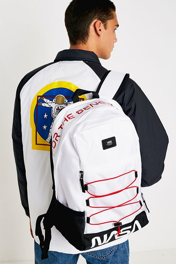 Vans Space Voyager Snag Plus NASA Backpack
