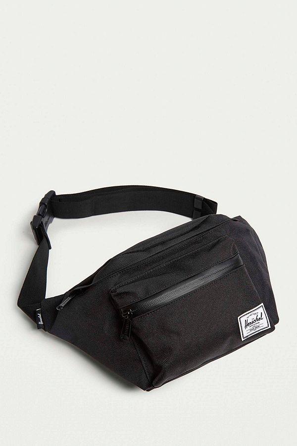108e9597838 Herschel Supply Co. Seventeen Black Hip Pack