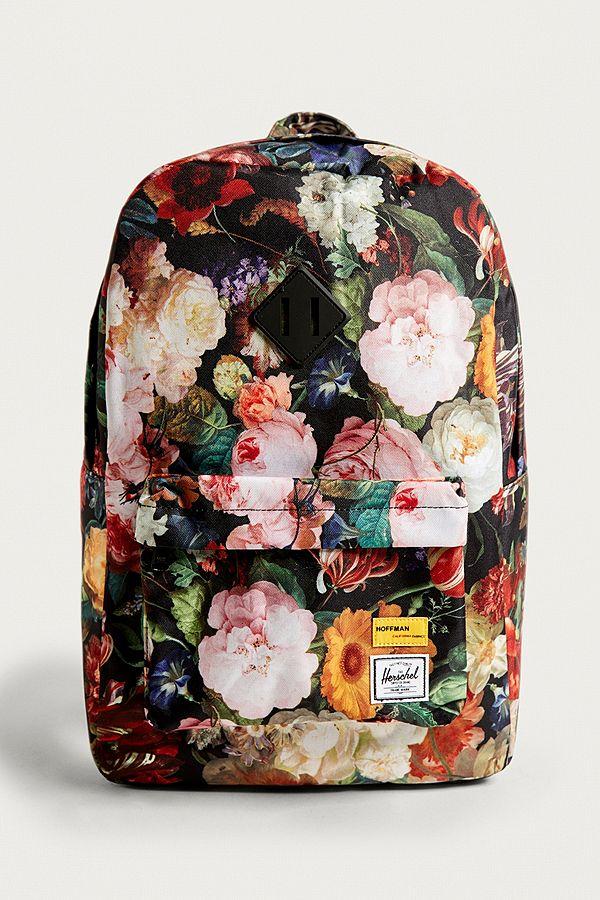 88dcdec31d9 Herschel Supply Co. X Hoffman California Fabrics Heritage Backpack ...