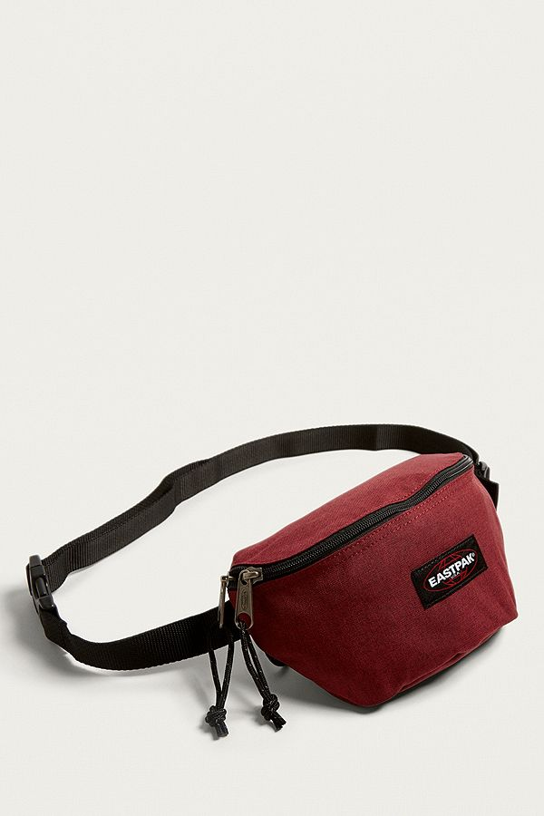 a67cf647838130 Eastpak Springer Crafty Wine Cross Body Bag | Urban Outfitters UK