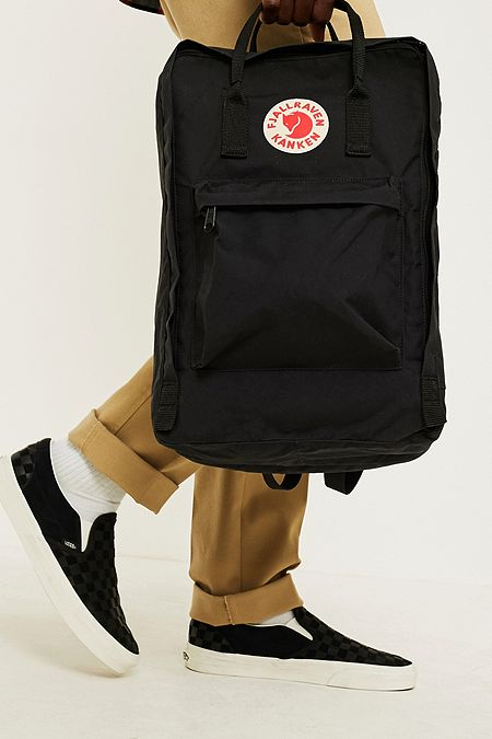 9502c345f6ac Fjallraven Kanken Big Black Backpack