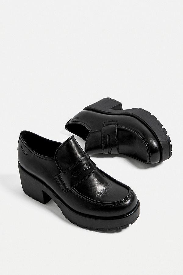 Vagabond Dioon Heeled Loafers by Vagabond