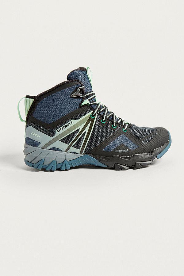 5907d3f79cb Merrell MQM Flex Mid Waterproof Hiking Boots