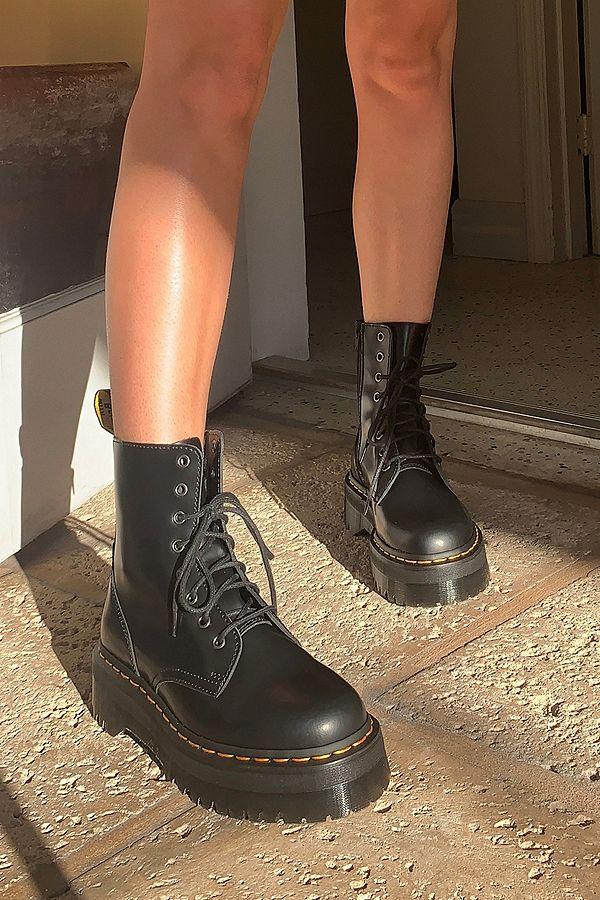 005fa1197ef Dr. Martens Jadon Platform 8-Eye Boots