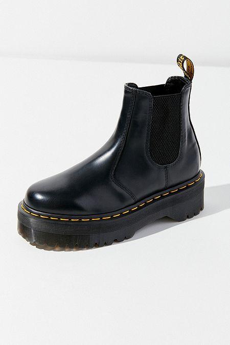 e1123a467f56 Dr. Martens 2976 Quad Chelsea Boots