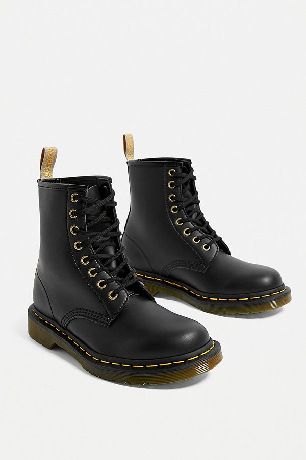 4f1e96f2d9a Dr. Martens 1460 Vegan 8-Eyelet Boots | Urban Outfitters UK