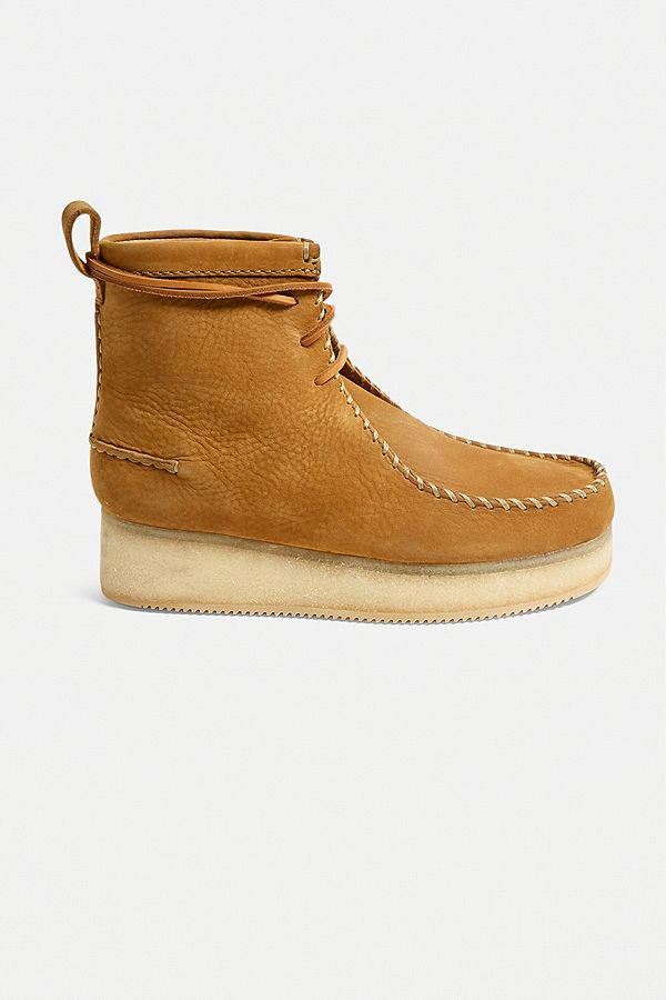 factory best choice discover latest trends Clarks Wallabee Craft Oak Suede Boots