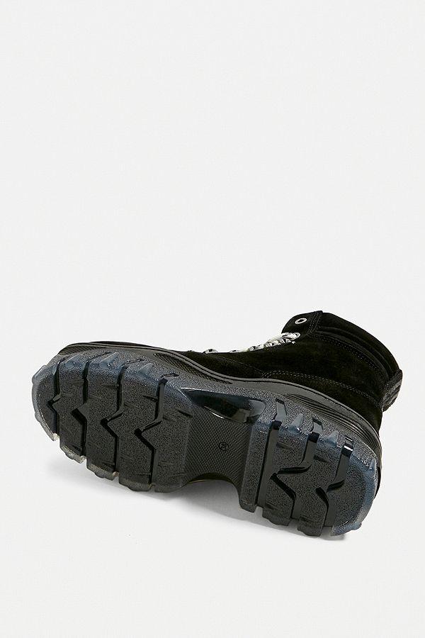 e8bc65f83b277 Bronx Jaxstar Chunky Black Boots