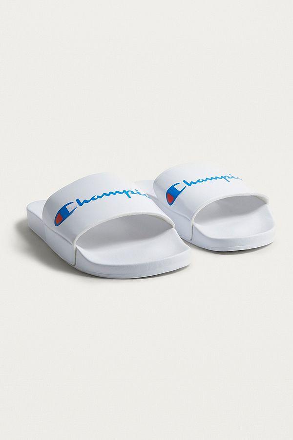 665233dad71 Champion White Pool Sliders