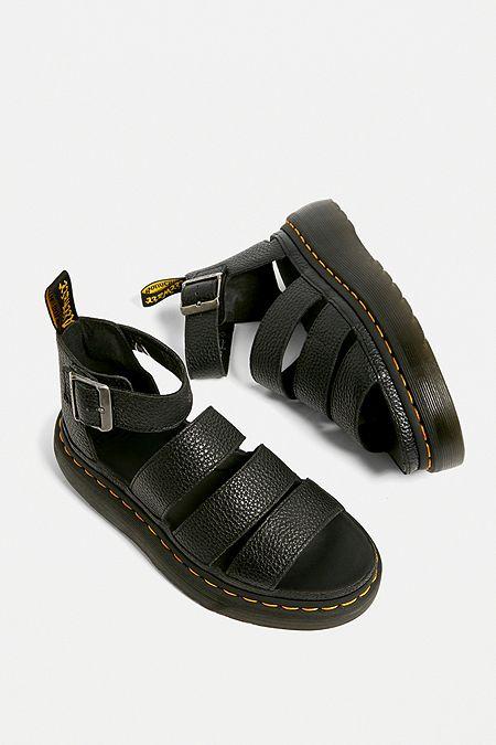 separation shoes de60d 7ed95 Dr. Martens Clarissa II Gladiator Sandals. Quick Shop