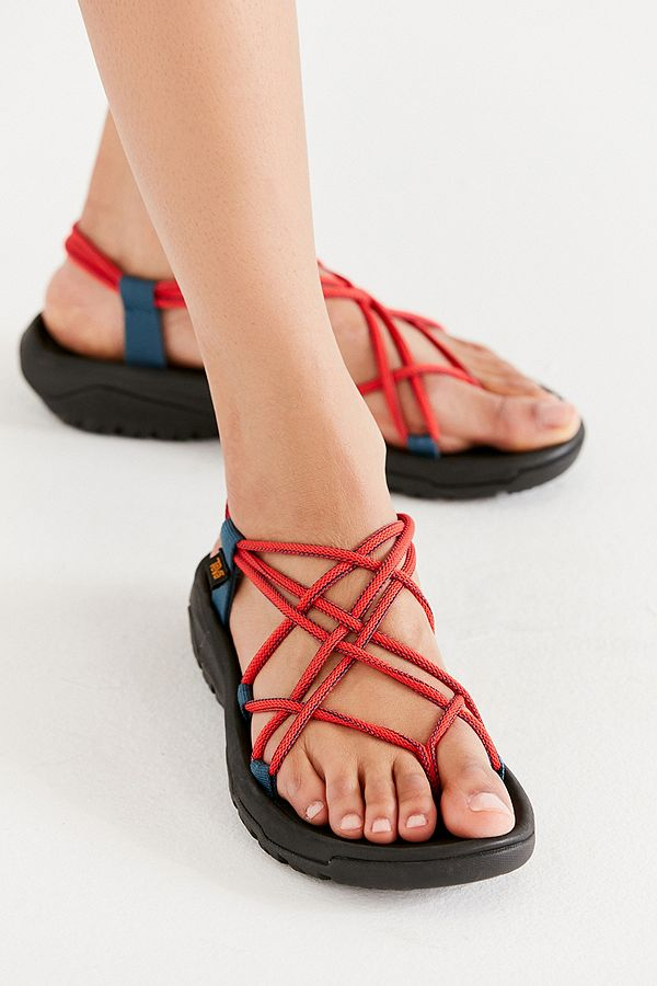 71cfe68454a2 Teva Hurricane XLT Infinity Red Sandals