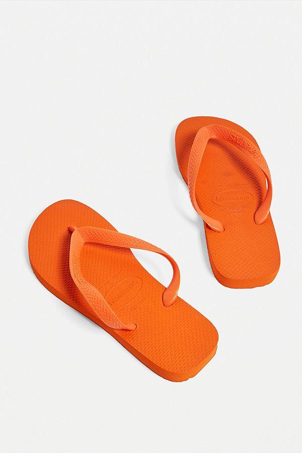 99383b30ae52 Slide View  1  Havaianas Top Neon Orange Flip-Flops