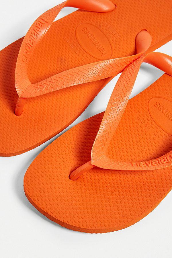 442b51cdef66 Slide View  2  Havaianas Top Neon Orange Flip-Flops