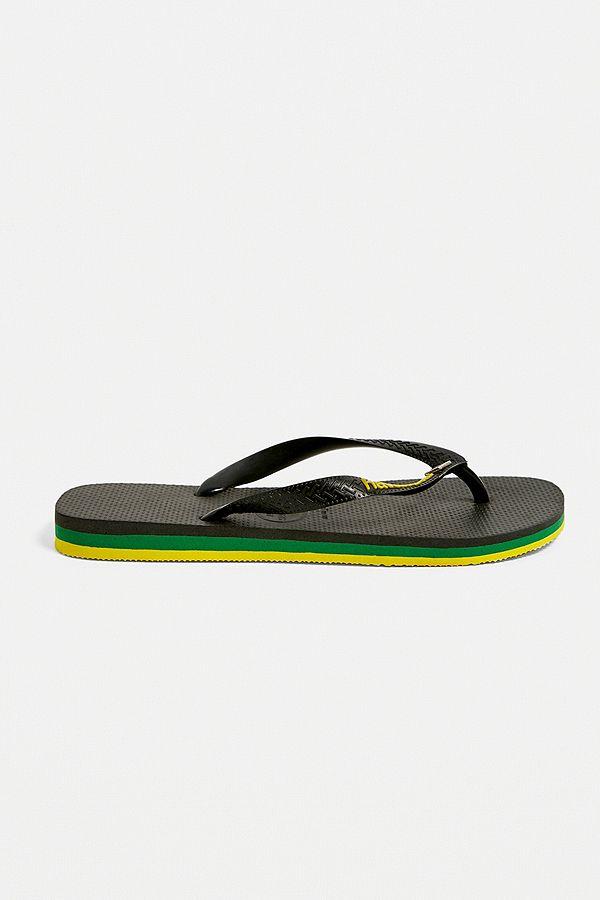 10335c20a Slide View  1  Havaianas Layers Black Flip-Flops