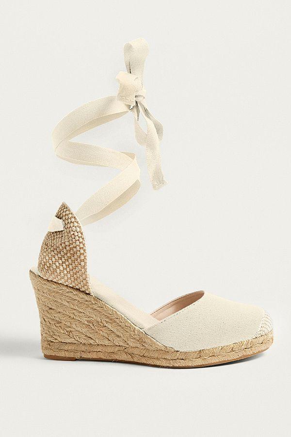 d556474d95d UO Erin Espadrille Wedge Sandals