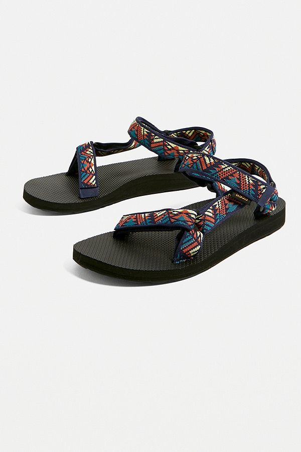 99d122612af07 Slide View  1  Teva Universal Printed Sandals