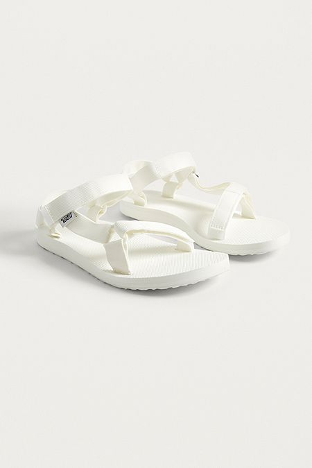 ea3822310 Teva Universal White Sandals