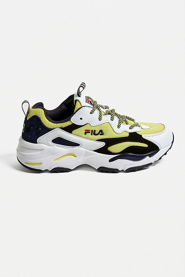 FILA Ray Tracer Neon Trainers