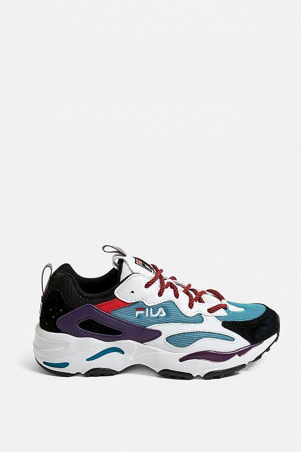 "FILA – Sneakers ""Ray Tracer"" in Grün"