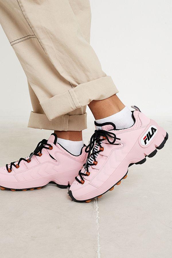 "FILA – Sneaker ""Trailpacer"" in Rosa"
