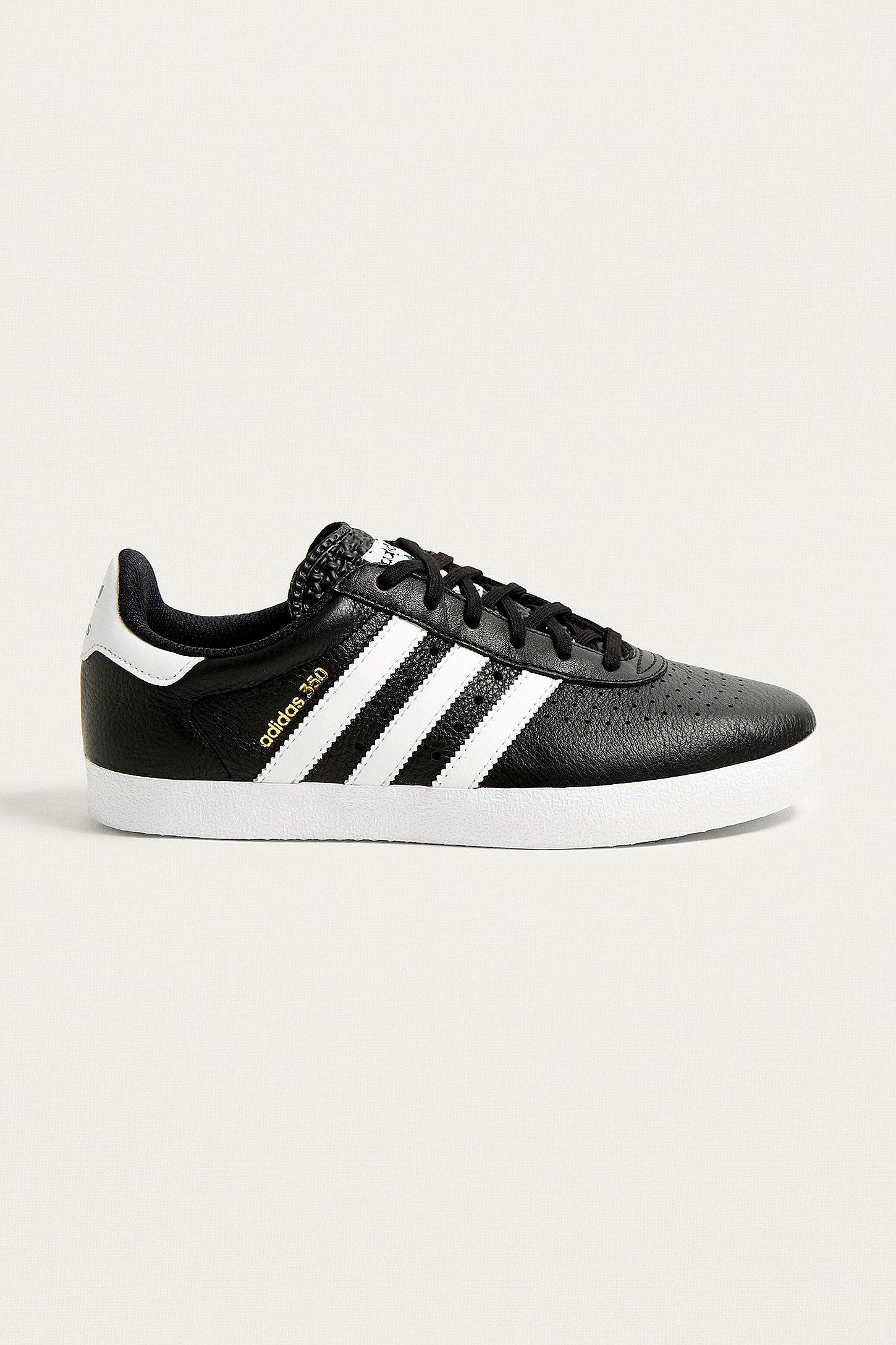 best website 12cf7 06a67 adidas Originals 350 Leather Trainers. Click on image to zoom. Hover to  zoom. Double Tap to Zoom