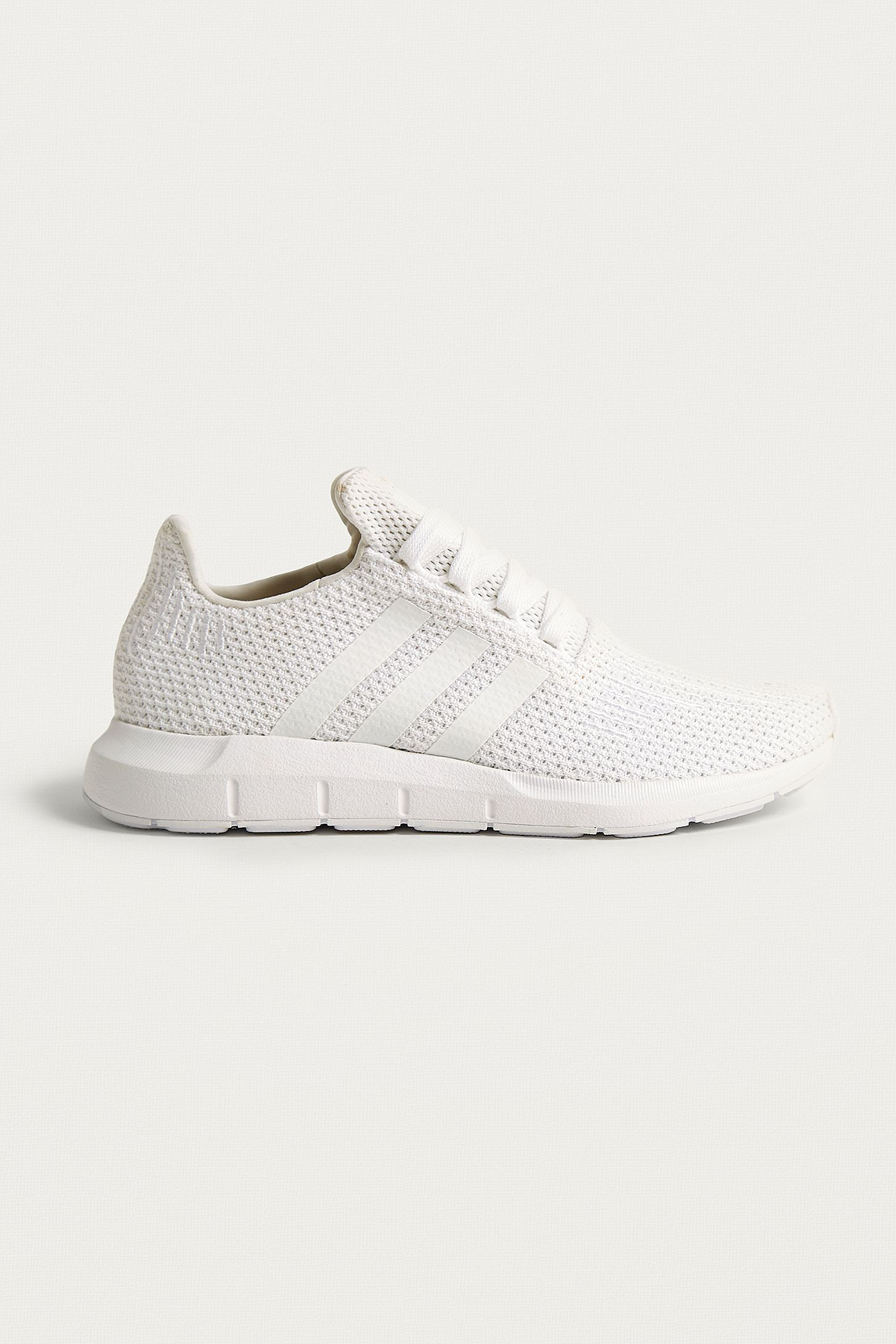 4b9078fe68d81 adidas Originals Swift Run White Trainers. Click on image to zoom. Hover to  zoom. Double Tap to Zoom