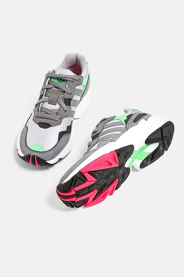 adidas Originals Yung 96 Grey Trainers