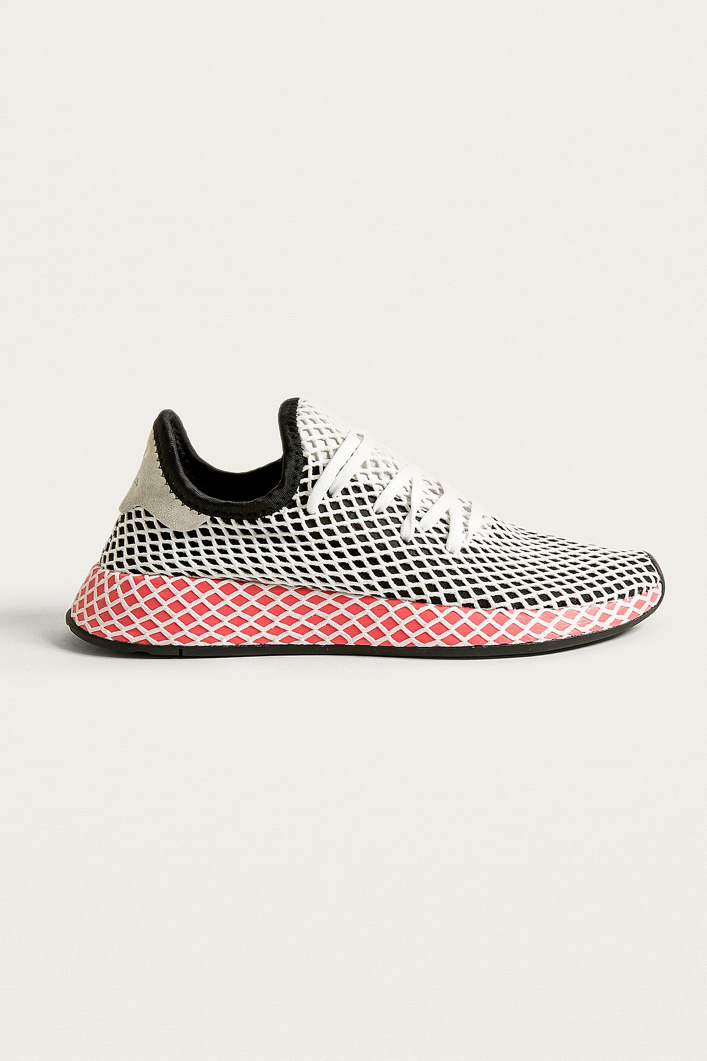 f45e143b2 adidas Originals Deerupt Core Black Running Trainers. Click on image to  zoom. Hover to zoom. Double Tap to Zoom