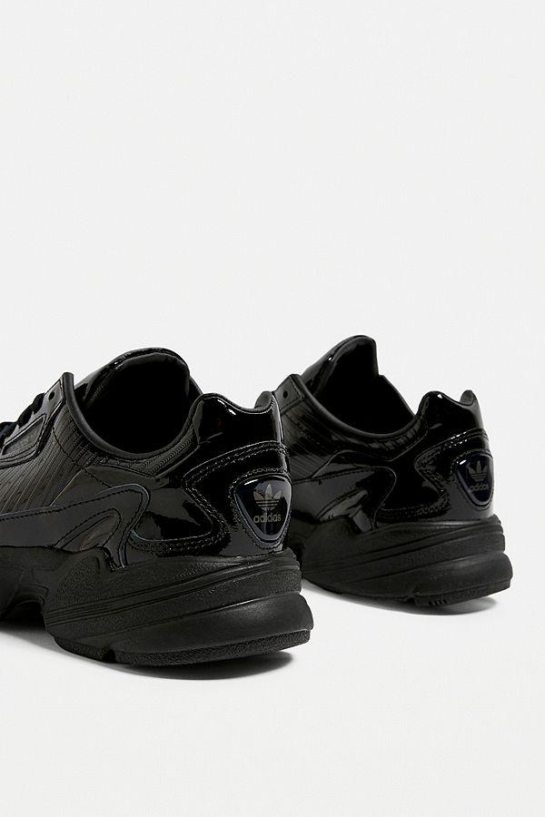 "adidas Originals – Sneaker ""Falcon Out Loud"" in Schwarz"